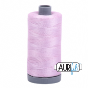 Aurifil 28 Cotton Thread - 2510 (Pale Lilac)